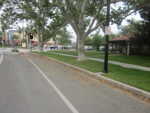 Riverside Drive in the Burbank Rancho community